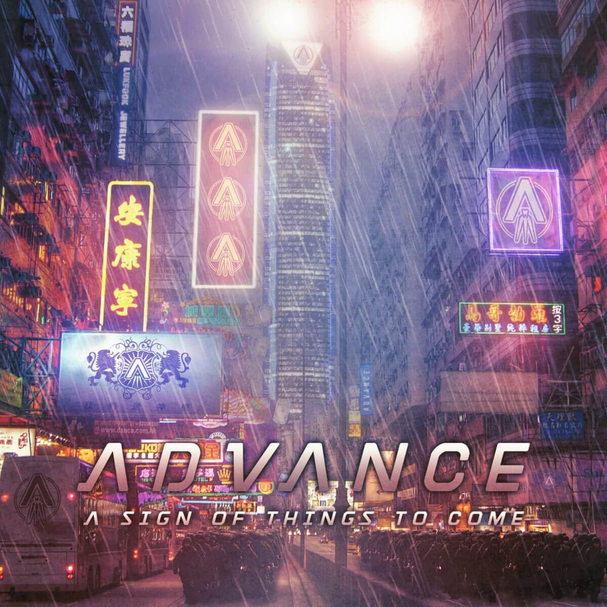 Advance – A Sign Of Things To Come