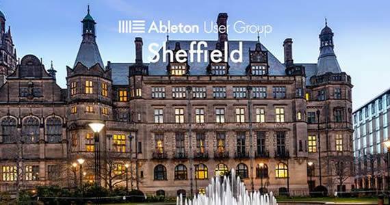 Martin Christie's Music Travels: Ableton User Group Sheffield