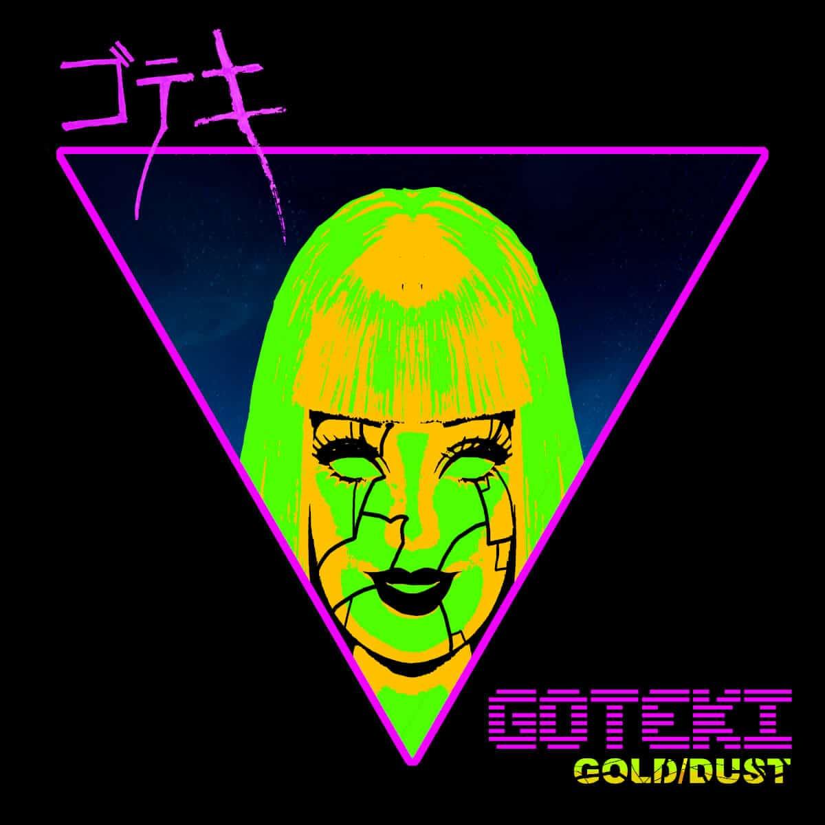 Goteki – Gold/dust