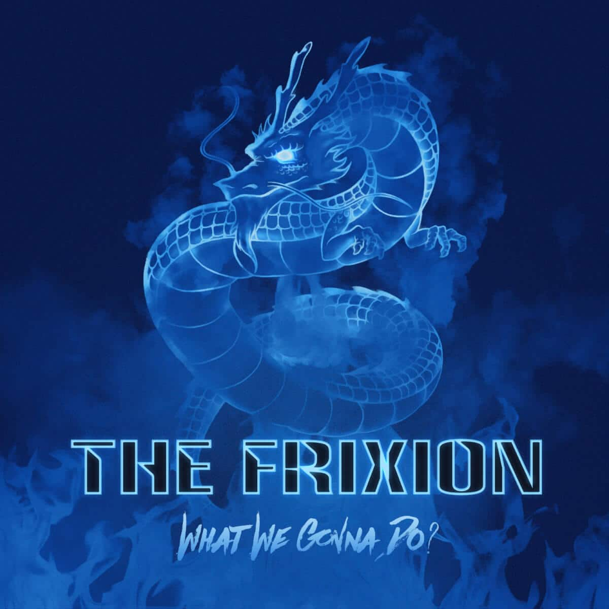 The Frixion – What We Gonna Do?
