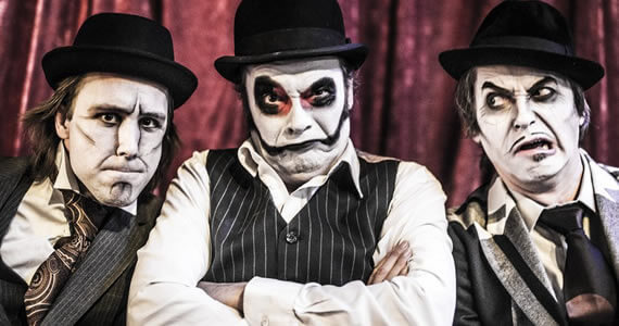 New Music: The Tiger Lillies - Devil's Fairground