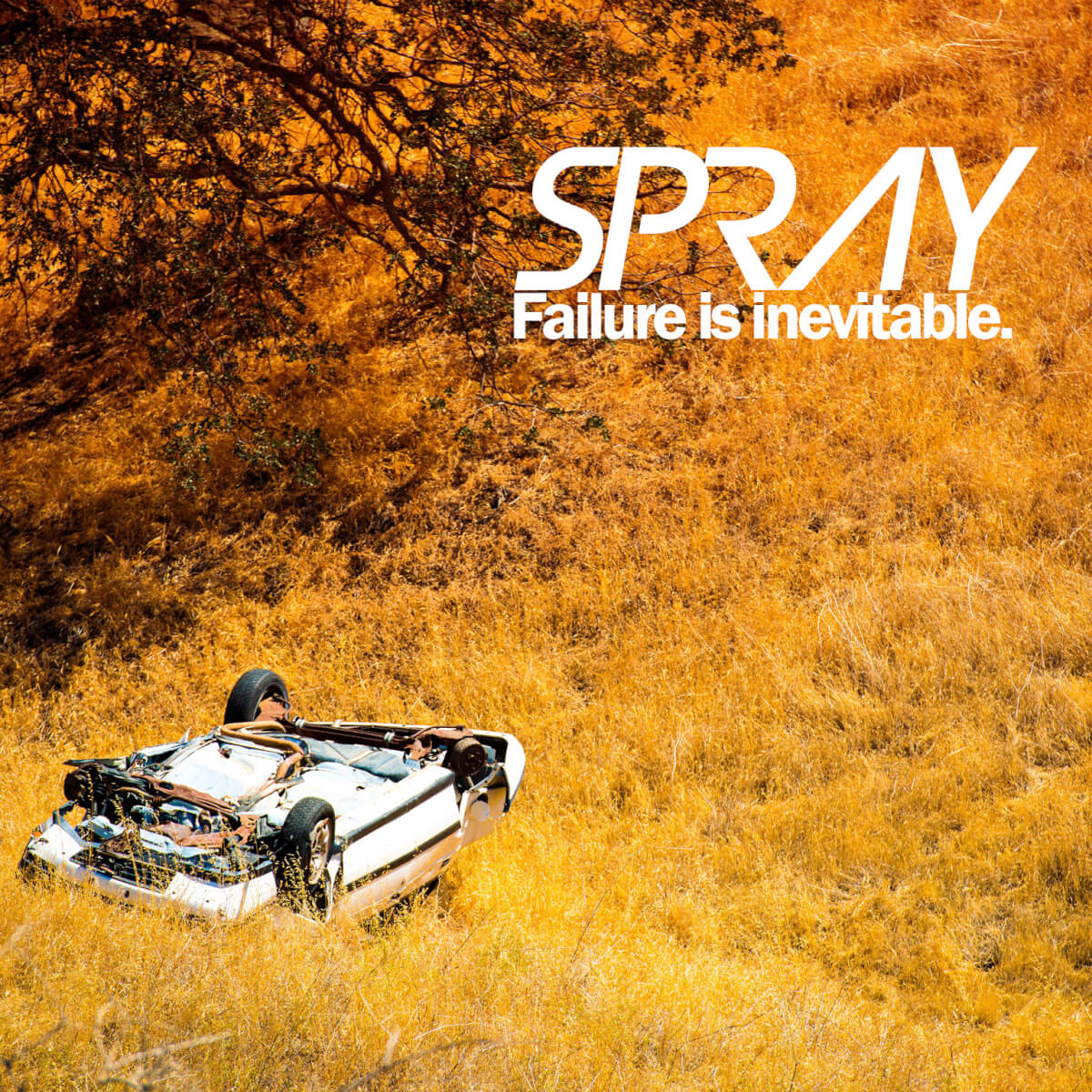 Spray – Failure Is Inevitable