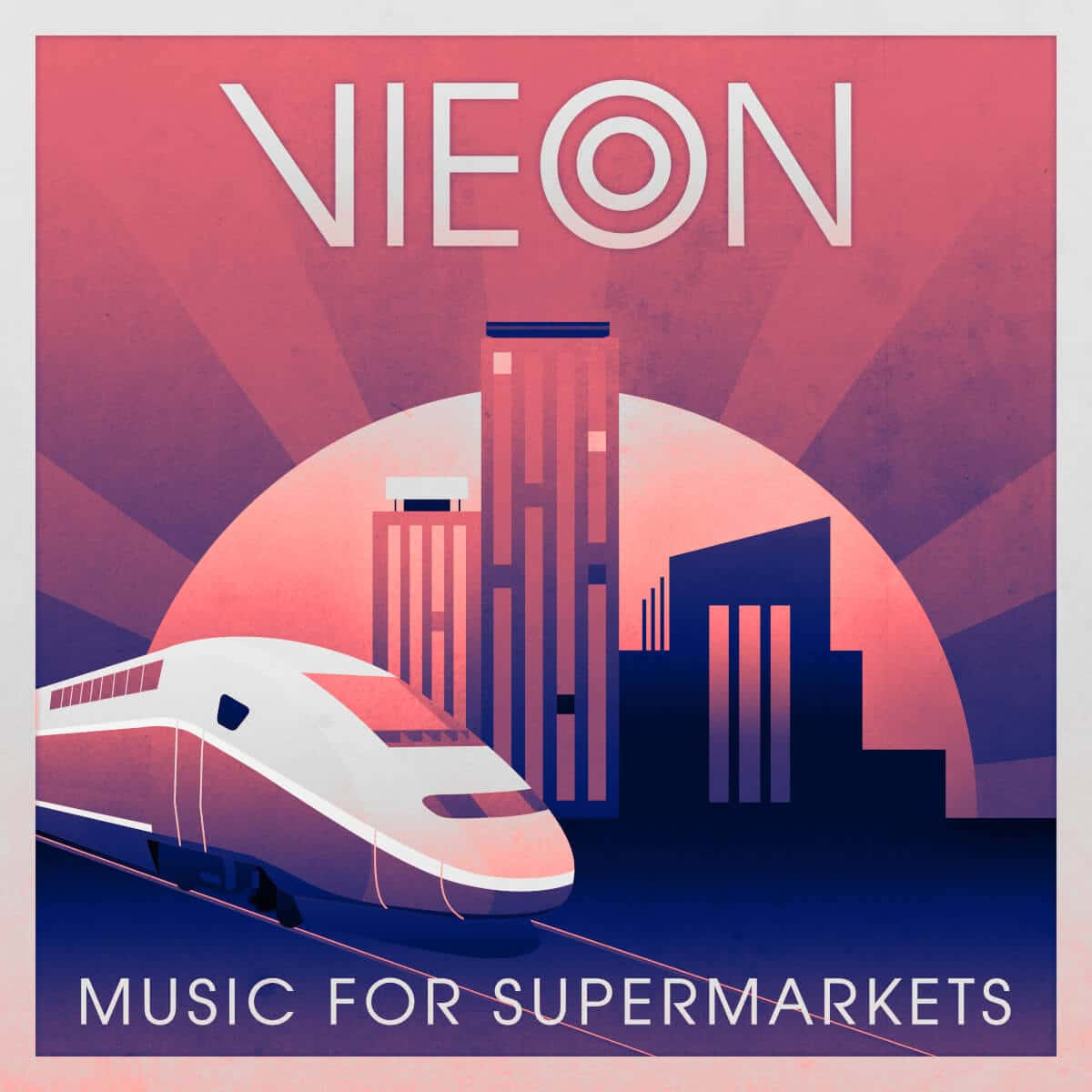 Vieon – Music For Supermarkets