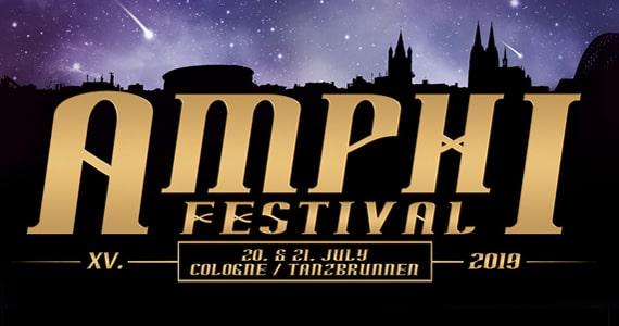 Playlist: Mark's Amphi Festival 2019 Picks