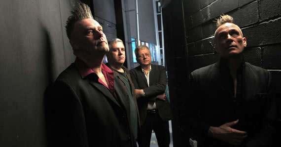 New Music: The Membranes – The City Is An Animal (nature Is Its Slave)